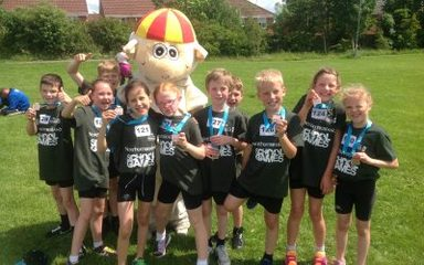 Northumberland School Games Final